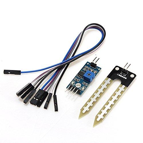 Easpberry Pi Soil Sensor