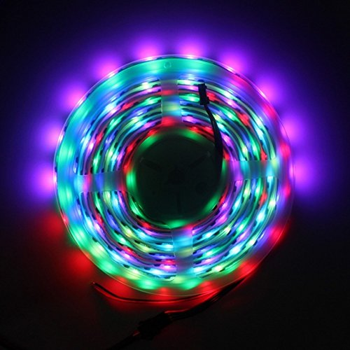 how to connect and control a raspberry pi ws2801 rgb led strip. Black Bedroom Furniture Sets. Home Design Ideas