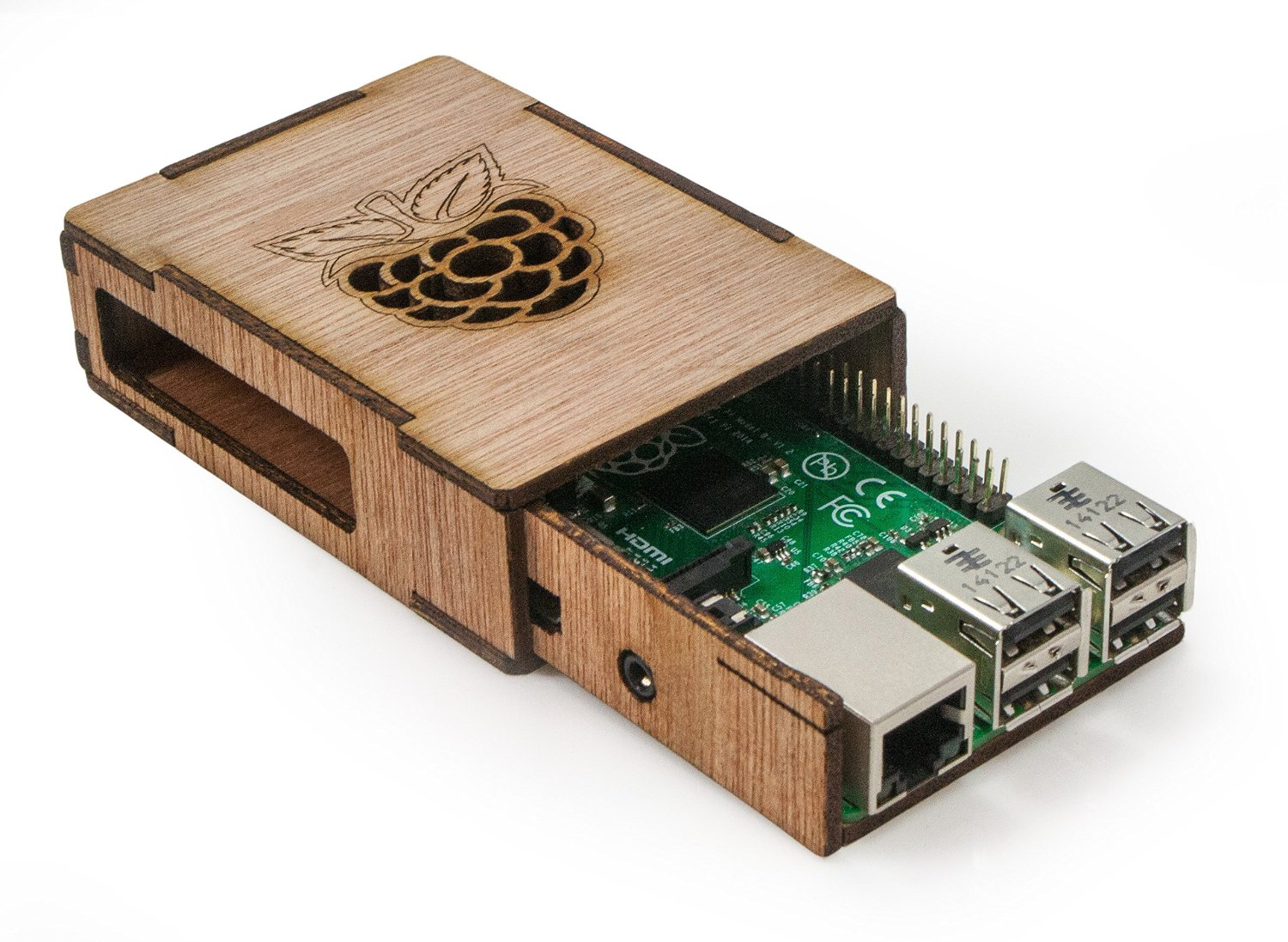 Top 10 Raspberry Pi 2 Cases With Fan Screen